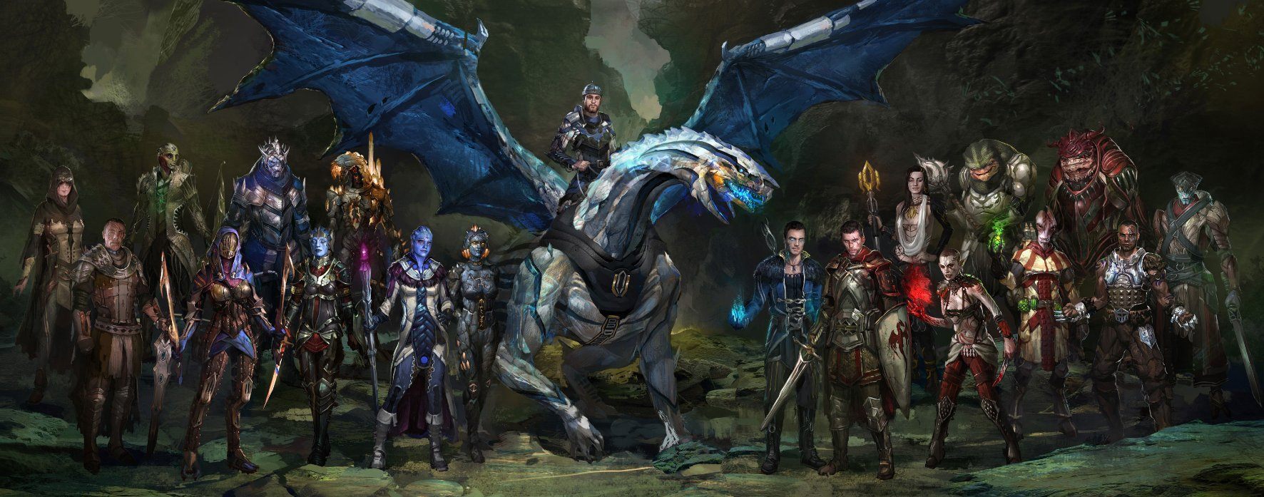Dragon Age X Mass Effect