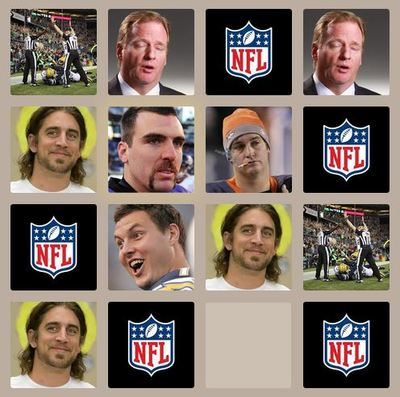 Gaming Culture Screenshot - NFL 2048 game