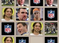 NFL 2048 game