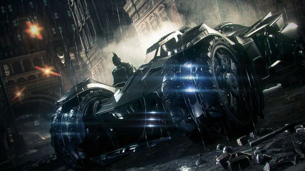 Batman: Arkham Knight Screenshot - 1162105