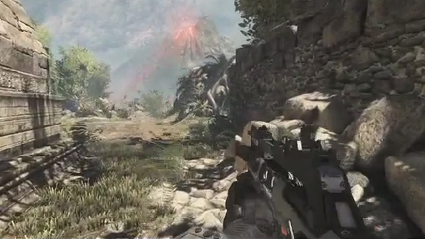 Call of Duty: Ghosts Screenshot - The Predator may be coming to Call of Duty: Ghosts