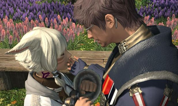 Final Fantasy XIV: A Realm Reborn Screenshot - Favour System