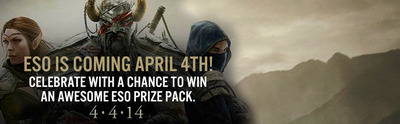 The Elder Scrolls Online Screenshot - Elder Scrolls Prize Pack