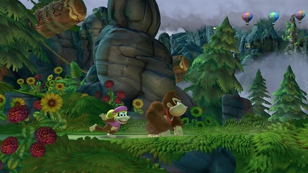 Donkey Kong Country: Tropical Freeze Screenshot - 1162250