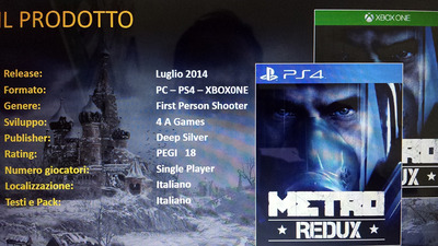 Metro: Last Light Screenshot - Metro Redux