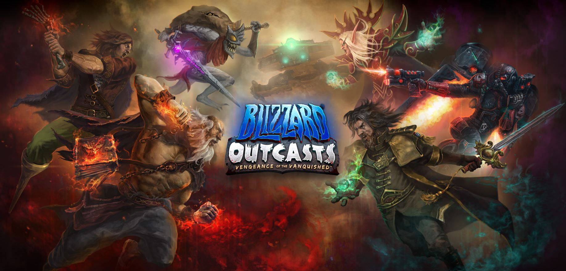 Blizzard Outcasts: Vengeance of the Vanquished coming to ...