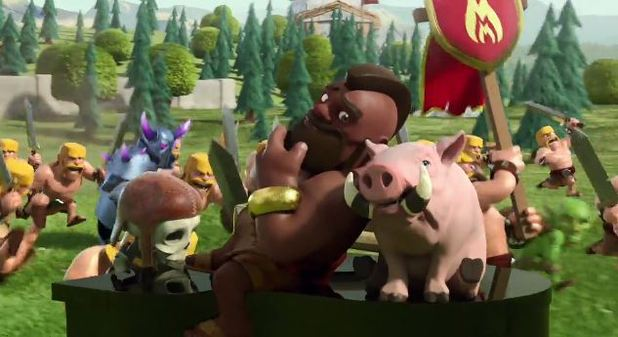 Clash of Clans Screenshot - 1162325