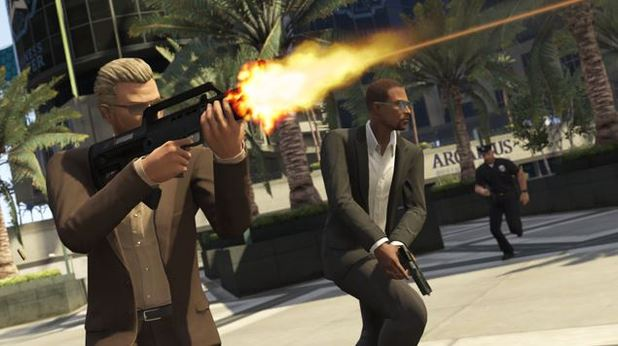 Grand Theft Auto V Screenshot - 1162342