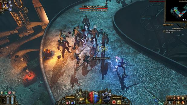 Screenshot - The Incredible Adventures of Van Helsing 2 Preview – Undead Loot