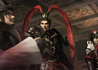 Lu bu looking smug
