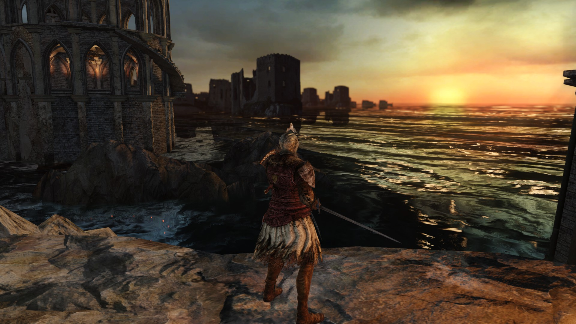 Dark Souls 2 Beta Prepare To Preview: Dark Souls 2 PC Preview: An Upgrade Of The Downgrade