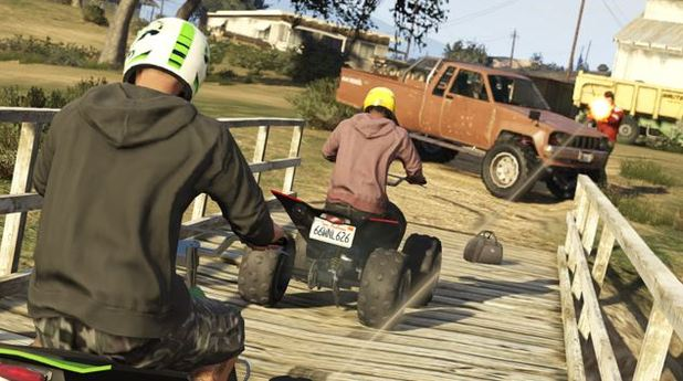 Grand Theft Auto V Screenshot - 1162569