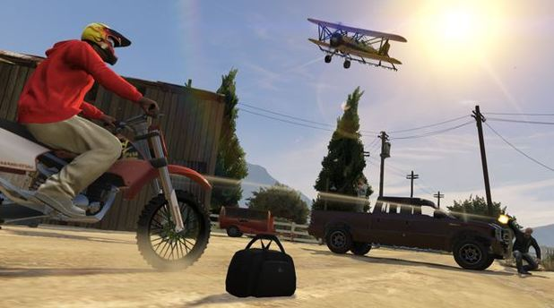 Grand Theft Auto V Screenshot - 1162571