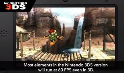 Super Smash Bros. for 3DS / Wii U Screenshot - Smash bros. 60fps