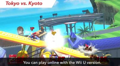 Super Smash Bros. for 3DS / Wii U Screenshot - Wii U Multiplayer