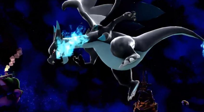 Charizard and Greninja join the roster in the upcoming Super Smash