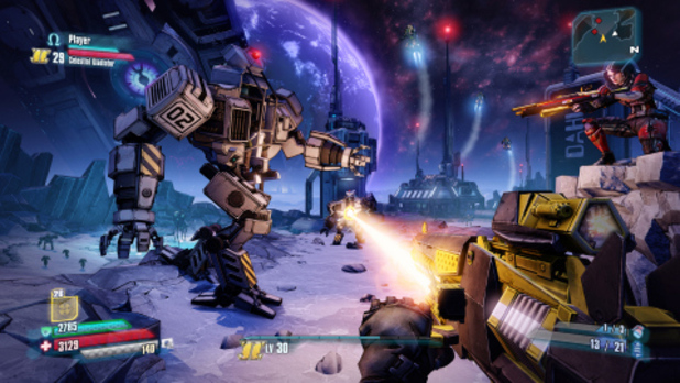 Borderlands: The Pre-Sequel Screenshot - 1162703