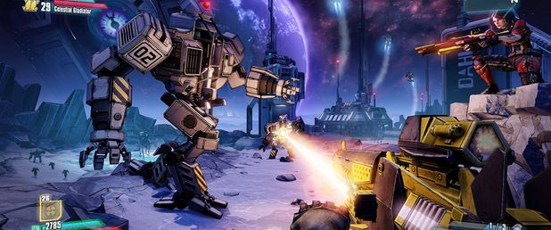 Borderlands: The Pre-Sequel - Feature