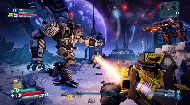 Borderlands: The Pre-Sequel Screenshot - 1162705