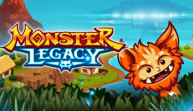 Monster Legacy (iOS) Screenshot - monster legacy