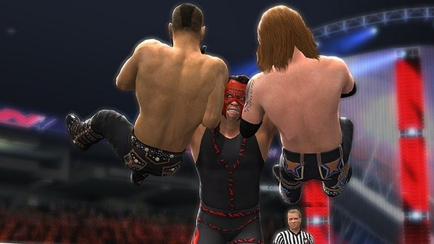WWE 2K14 Screenshot - 1162750