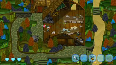 Double Fine Happy Action Theater Screenshot - 1162781