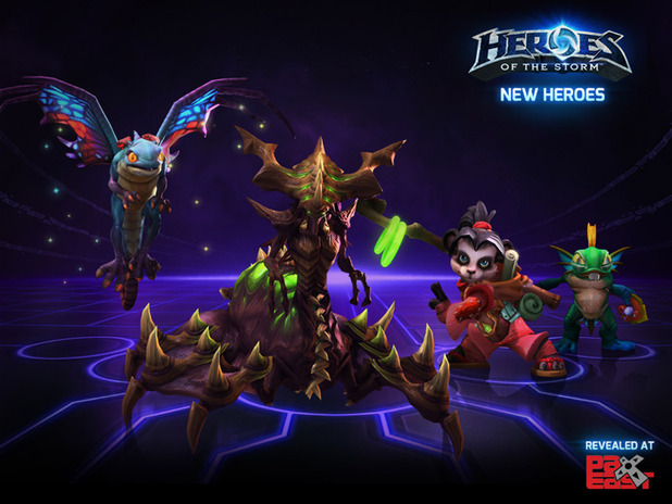 Heroes of the Storm Screenshot - 1162814