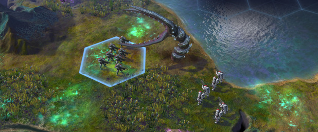 Sid Meier's Civilization Beyond Earth - Feature