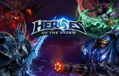 Heroes of the Storm Screenshot - 1162929