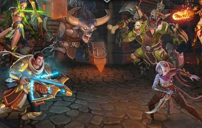 Screenshot - Orcs Must Die: Unchained