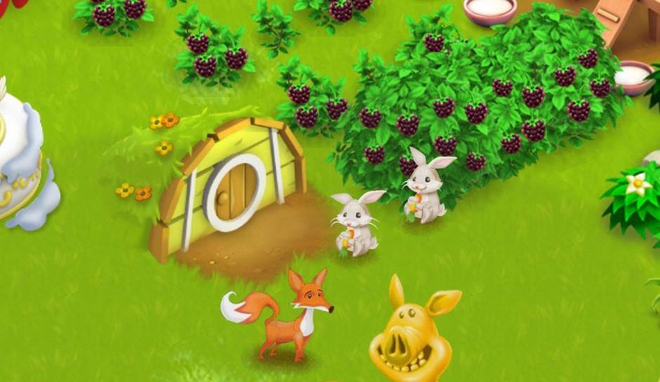Hay Day Bunnies