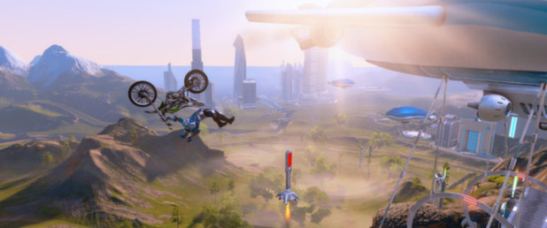 Trials Fusion - Feature