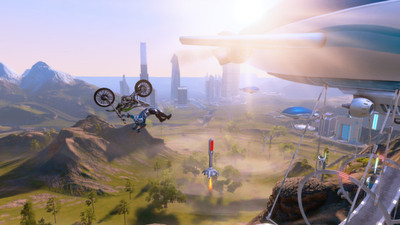 Trials Fusion Screenshot - Stunt bike