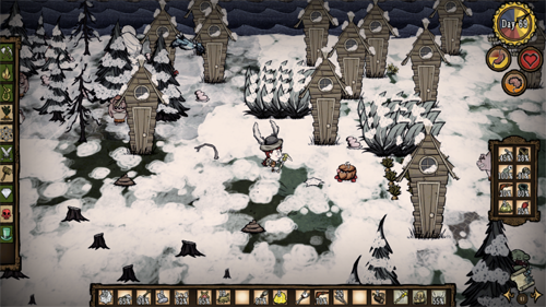 Don't Starve Reign of Giants DLC
