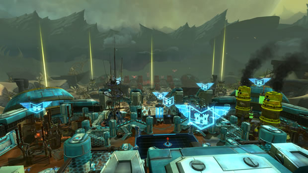 wildstar warplots