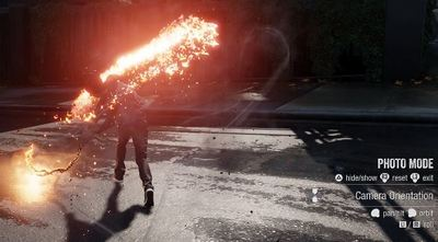 inFamous: Second Son Screenshot - inFamous Second Son photo mode