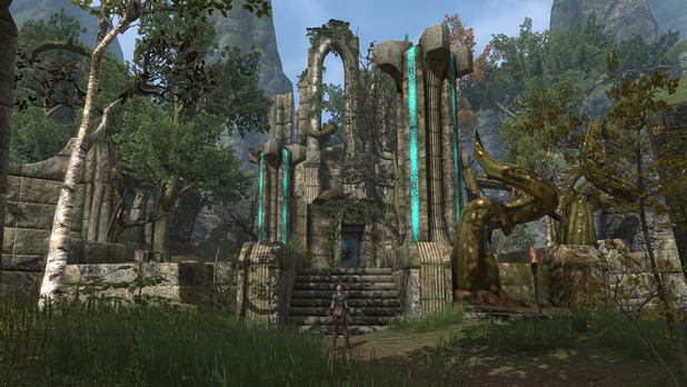 The Elder Scrolls Online Screenshot - Elder Scrolls Online Log #2 Supplement – Withdrawls from the PAX showfloor