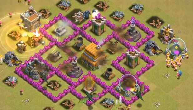 Clash of Clans Screenshot - 1163038