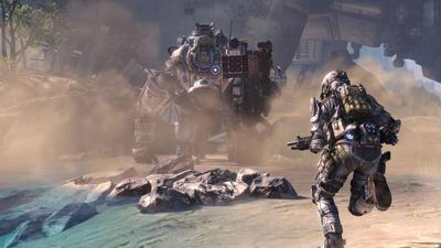Titanfall Screenshot - Titanfall was March's best selling video game