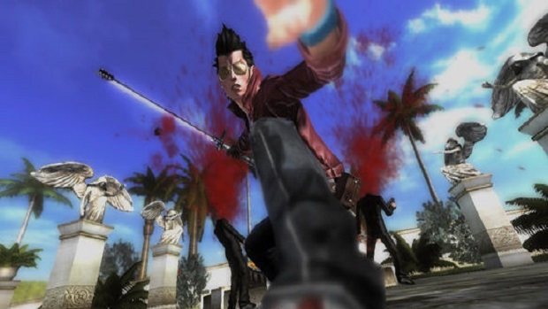No More Heroes - PS3 - 1