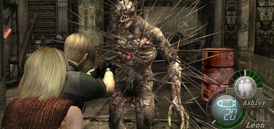Resident Evil 4 HD Screenshot - 1163107