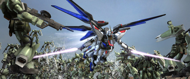 Dynasty Warriors: Gundam Reborn - Feature