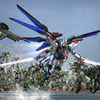 Dynasty Warriors: Gundam Reborn Screenshot - Beam saber