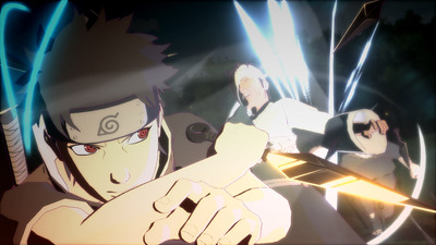 Naruto Shippuden: Ultimate Ninja Storm Revolution Screenshot - Uchiha