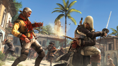 Assassin's Creed 4: Black Flag Screenshot - Assassin's Creed has sold 73 copies as a franchise