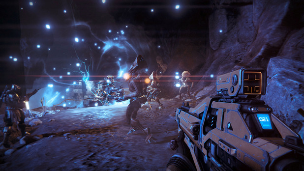 Destiny development enters its final approach towards September 9th release