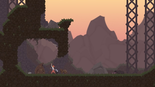 Dustforce - PS3 - 3
