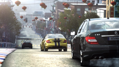 GRID Autosport Screenshot - San Francisco Racing