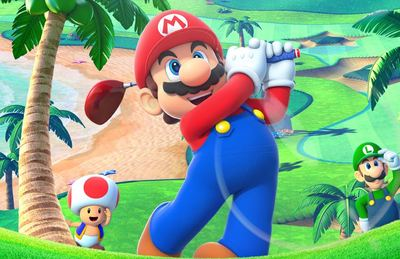 Mario Golf World Tour Screenshot - 1163231