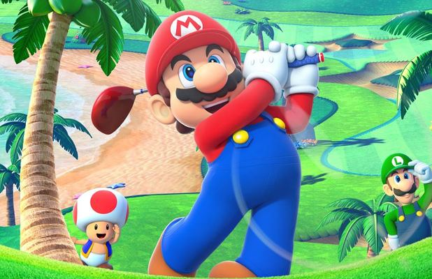 Mario Golf World Tour Screenshot - 1163232